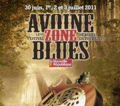 Affiche Avoine Zone Groove 2011