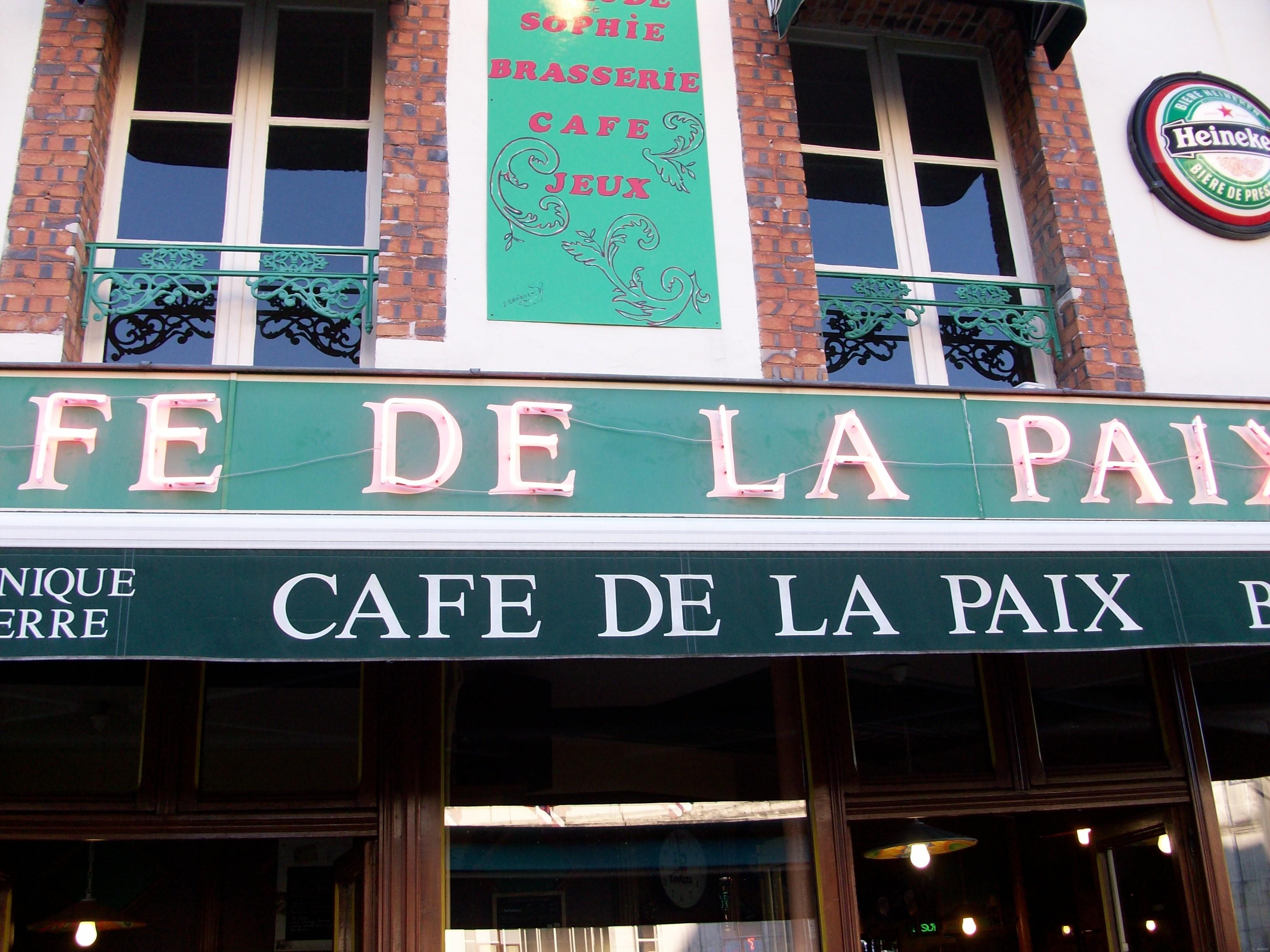 Cafe de la