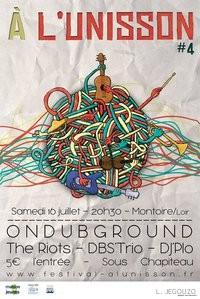 Alunisson4 2 Le Festival à L'Unisson a sorti sa nouvelle programmation, pour le 16 juillet, avec une nouvelle affiche (ancienne) :