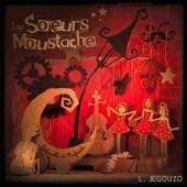 Soeurs Moustaches A Amboise, Jeudi 4 aout aura lieu, Place Michel Debré, le concert live des Soeurs Moustaches