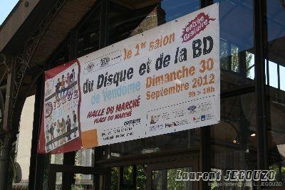 Salon du Disque et de la BD Vendome 30 Sept 2012 1