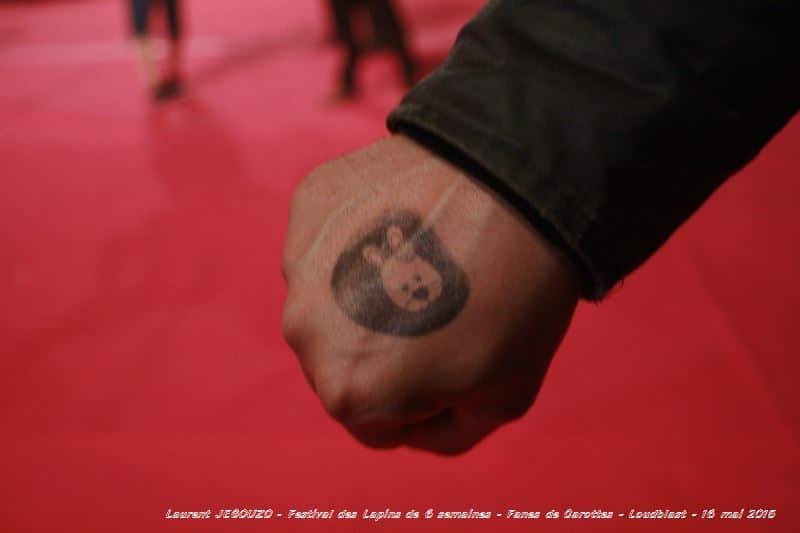 Laurent JEGOUZO Festival des Lapins de 6 semaines Fanes de Carottes Loudblast 16 mai 2015 11