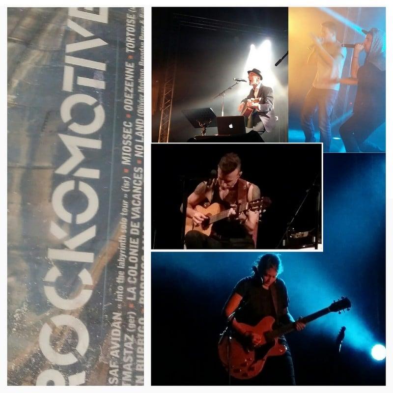 Rockos 2016 6 eme jour Déja 6 jours de concerts et une programmation qui va crescendo en attendant le we avec des artistes très attendus comme Miossec, Odezenne ou PuppetMastaz, ...