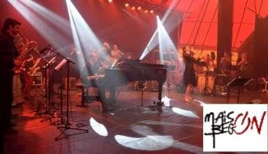 Big band Sway 21 Octobre2017 17 musiciens sur scène pour honorer le Jazz