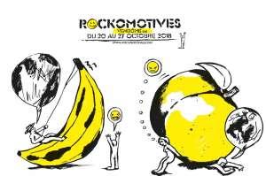 Affiche Rockomotives 2018