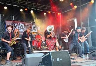 Skawax concert La Maison de Bégon accueille les locaux du moment :