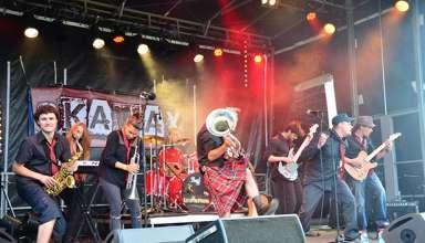 Skawax concert