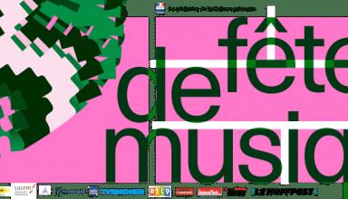 FDLM 2018 Couverture Facebook © Stéréo Buro Rappel des Programmes de la 36è Fête de la Musique dans le villes du Centre