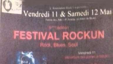RockUn 5 Flyer