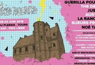 Say cheese à Aucard de Tours 3 juin 2018 Préambule au Festoche : Journée Punk