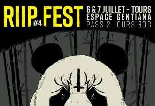 RIIP Fest 4 Flyer 6 7 juillet 2018 RIIP FEST #4