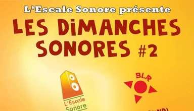 Dimanche Sonores Vendôme Aout 2018 Organisé aux Grands Prés à Vendôme, par L'escale Sonore, le Dimanches 19 aout de 13h à 19h, afin d'écouter de l'Electro, du Dub, du Drum'n bass, ...