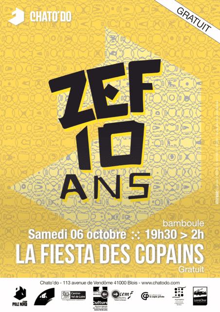 Fiesta des Copains - Studio ZEF