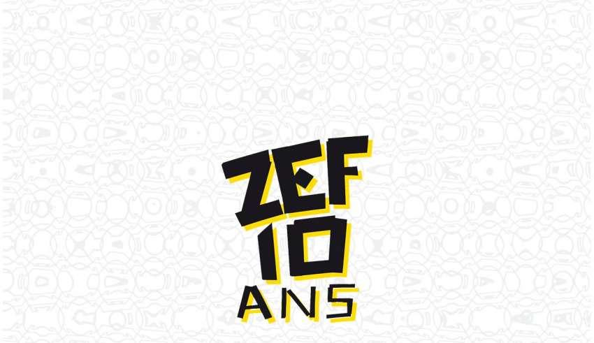 Studio Zef 10 ans Studio ZEF fête sa nouvelle grille de programmes pour cette dixième année de radio. une Occasion en Or pour les animateurs de Zef qui animeront des émissions en direct et en public. Ambiance : une playlist festive, éclectique et surprenante !