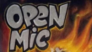 La Caverne Open Mic 3