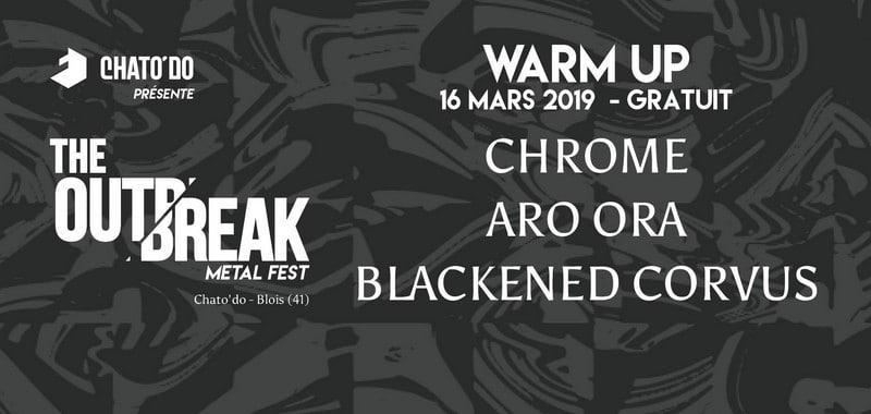 Warmup Samedi 16 Mars 2019