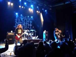 Outbreak Metal Fest 2019 Napalm Death