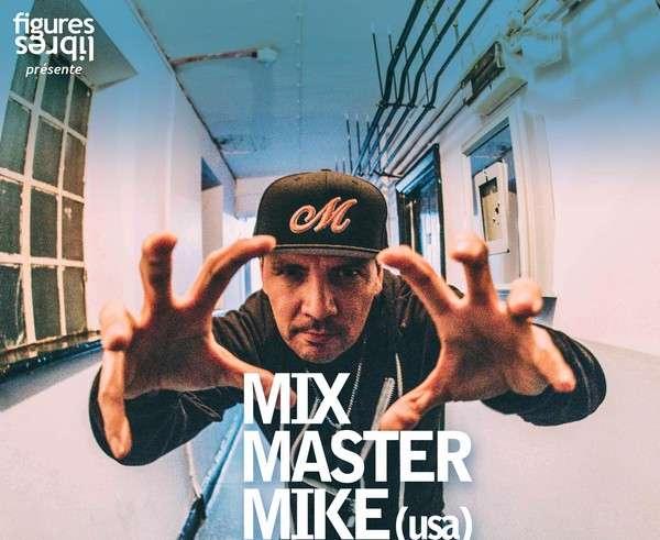Mix master mike Vendome 28 fev 20