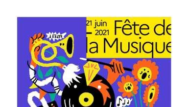 FDLM 2021 En effet cause pandémie (elle a bon dos) pas de liesse populaire, seulement des concerts en plein air réglementé...